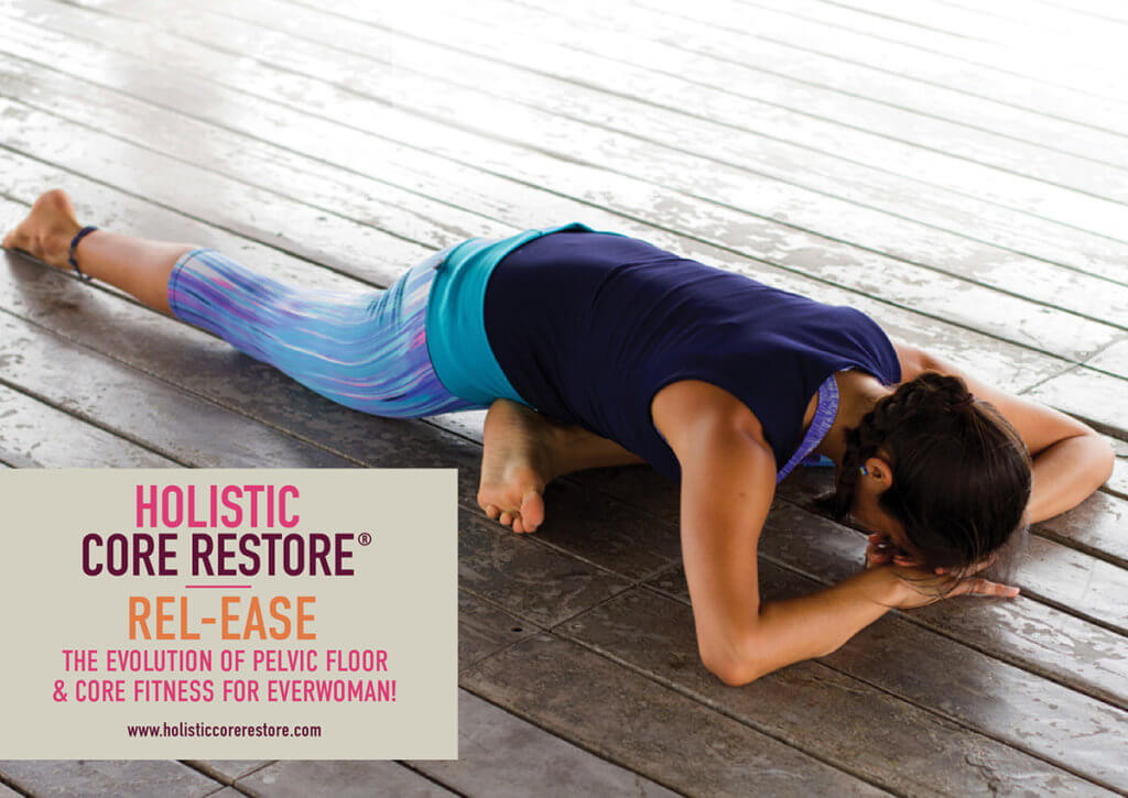 Holistic Core Restore Re-lease Class in Bristol