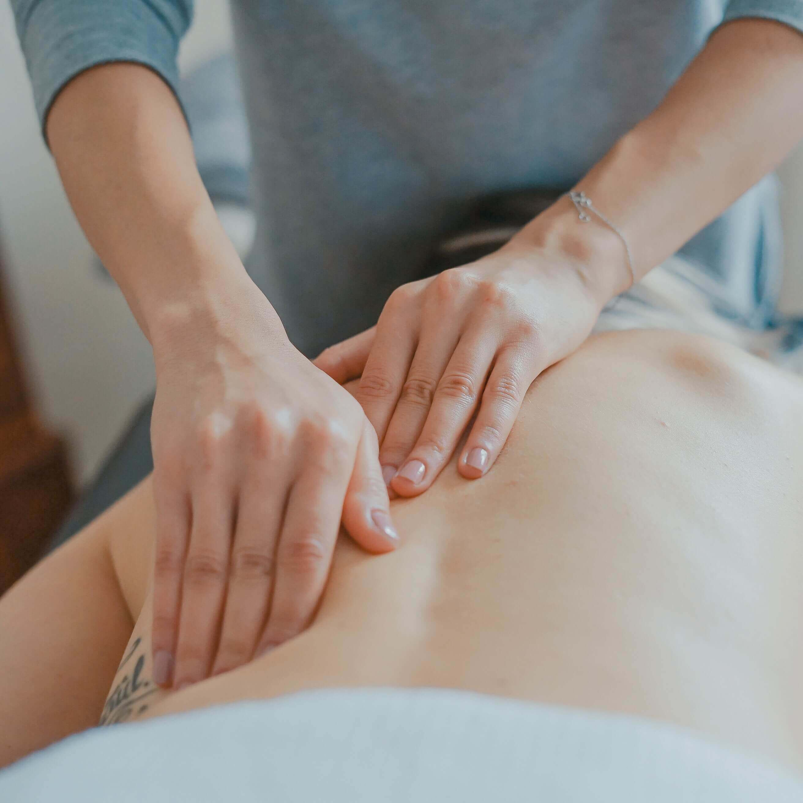 Sports massage for preganancy, postnatal and scar release in Bristol.